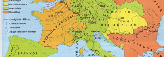 Bosnyákné Szűcs Erzsébet: A térben és időben való tájékozódás képességének fejlesztése középiskolában