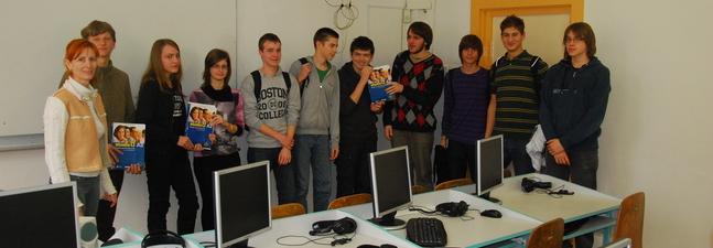 Juhász Krisztina: Kurzvorträge im Unterrichtsprojekt mit Powerpoint Präsentation